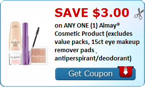 photo relating to Almay Coupon Printable referred to as $3/1 Almay Beauty How toward Retail outlet For Totally free with Kathy Spencer