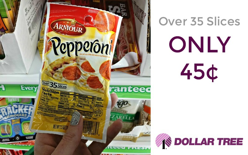 Armour Pepperoni only 45¢ + What I Like to Make With It!!