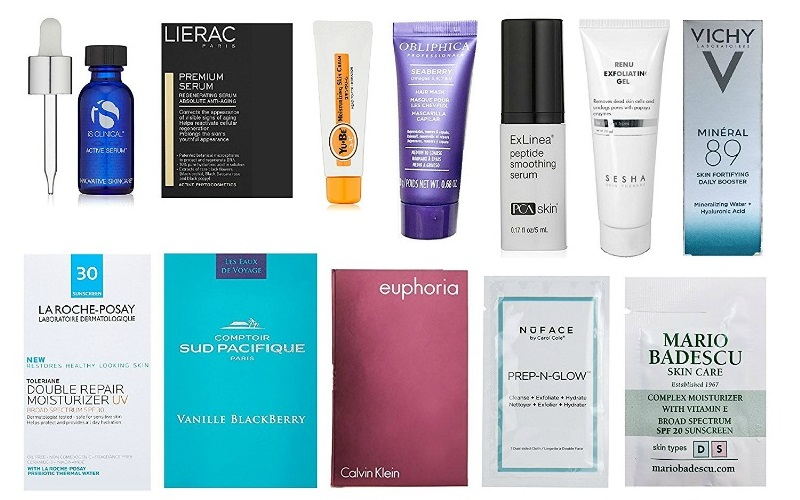 FREE Luxury Skincare Sample Box!!