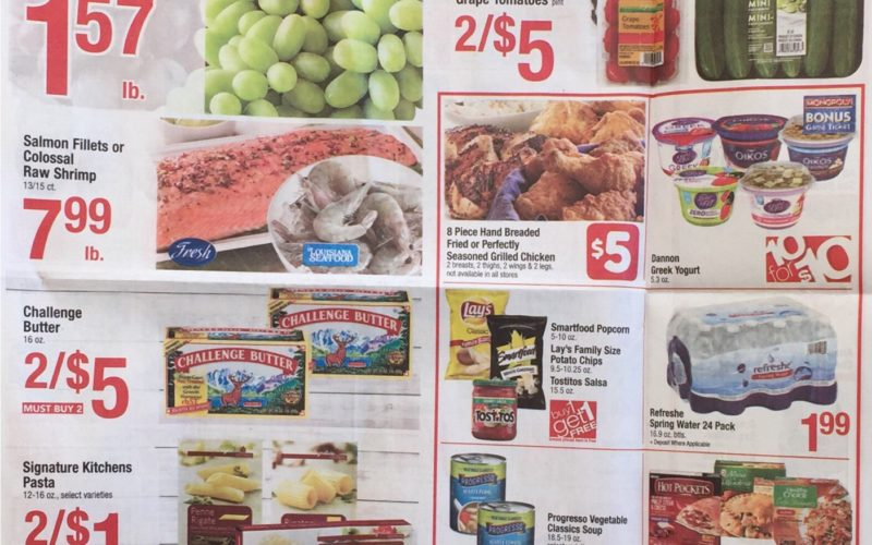 Shaw's Ad Scan 2/23 – 3/1