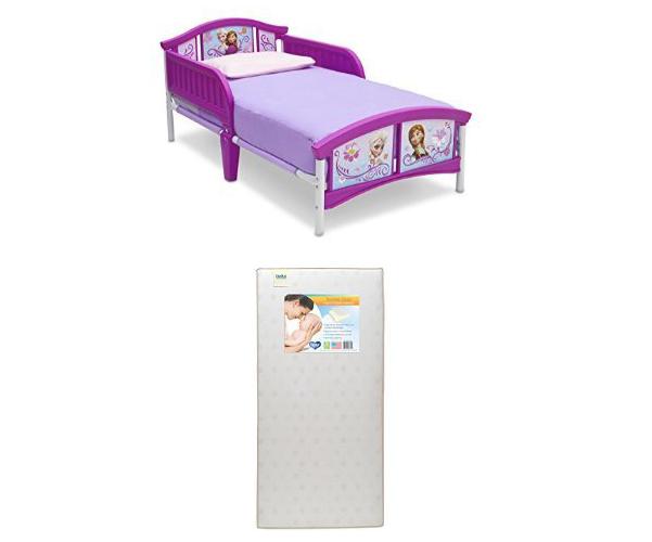 WOWZA!!   Mattress and Bed $48.00