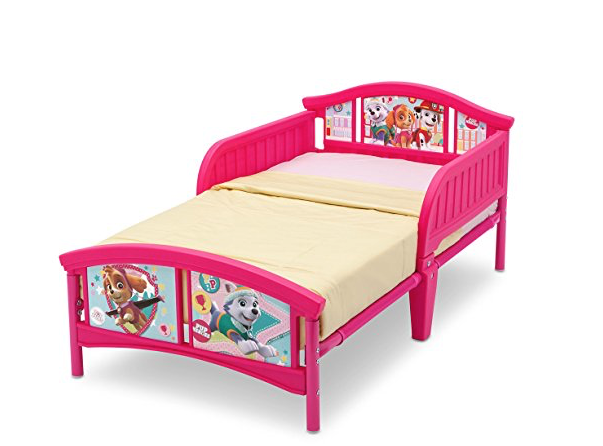 Lowest Price!!  Paw Patrol Bed $30 Shipped!