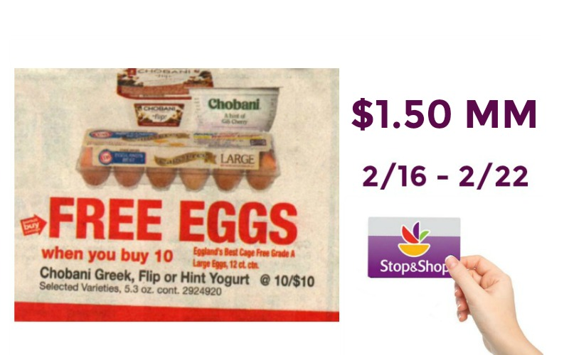 10 FREE Yogurt + Free Eggs + $1.50 Moneymaker!!