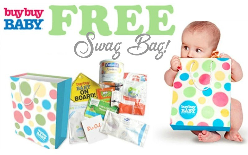 FREE Baby Swag Bag at buybuy BABY Stores!