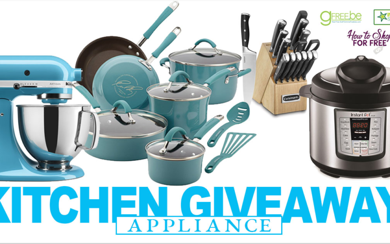 Are You Feeling Lucky!!  We are Giving Away $700 in Appliances!!!