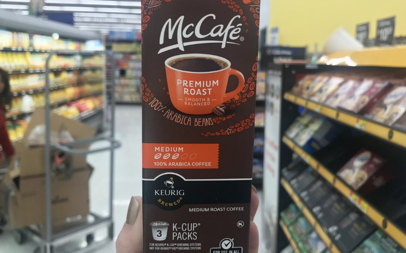 FREE McCafe K-Cups~ This Deal is Silly Simple, LOL!!