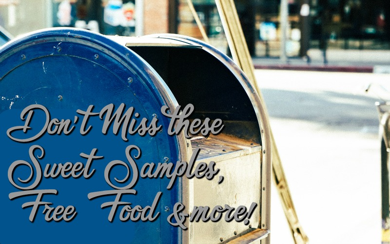 14 FREE Samples, Food & More You Can STILL Snag!