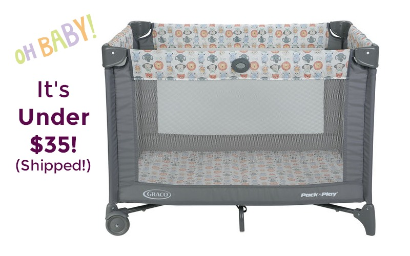 $35 Graco Pack 'N Play Playard! FREE Ship~ Oh Baby!!!