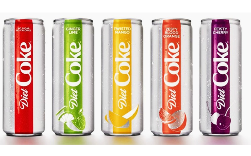 It's Diet Coke O'Clock! Get Yours For Only $.50!