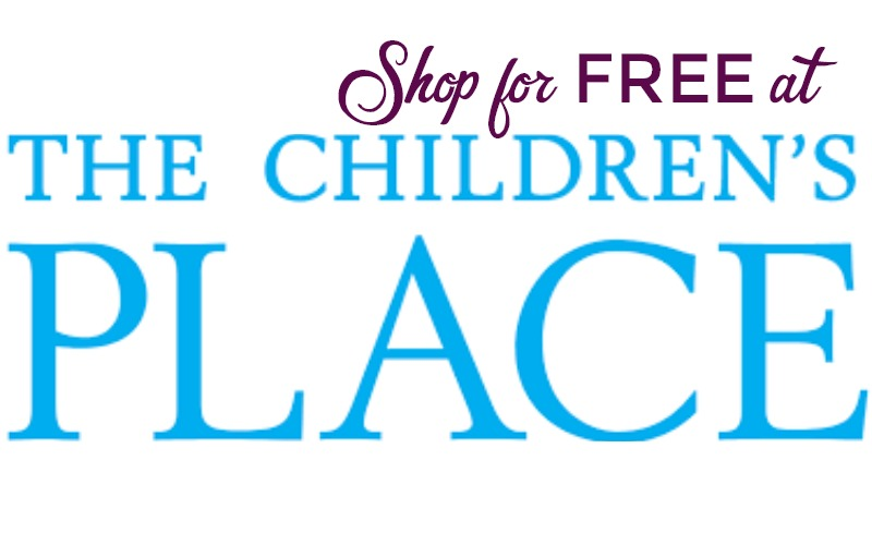 FREE MONEY to Use at The Children's Place!! ($75)