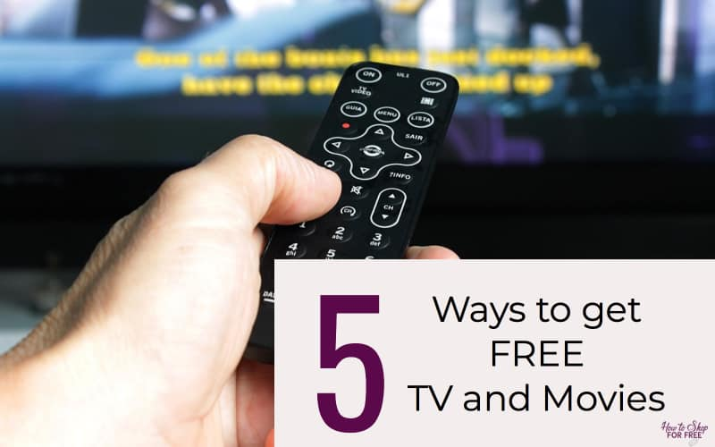 FIVE APPS & SITES FOR FREE TV (and Movies)