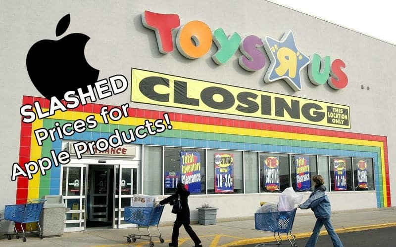 JUICY Apple Deals with ToysRus SLASHED Prices!!