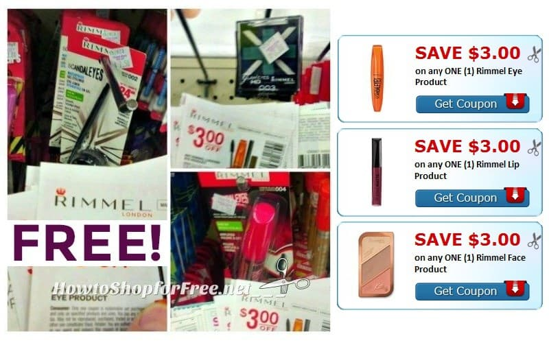 photograph regarding Rimmel Printable Coupons named free of charge rimmel How towards Retail store For No cost with Kathy Spencer