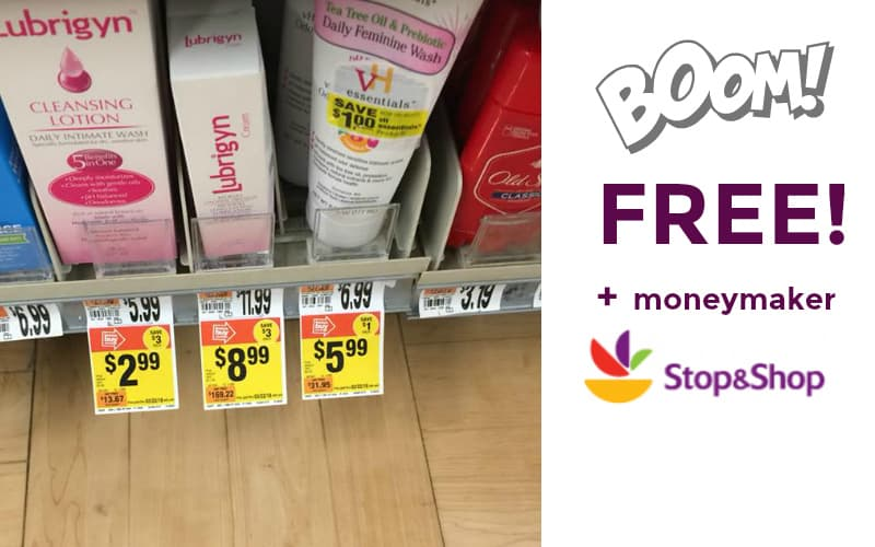FREE + Money Maker Lubrigyn Cleansing Lotion!