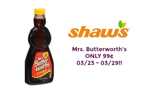 butterworth syrup coupon
