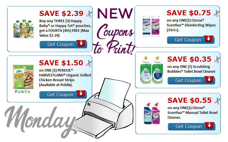 Monday's NEW Printables~ LOTS of Doublers!!