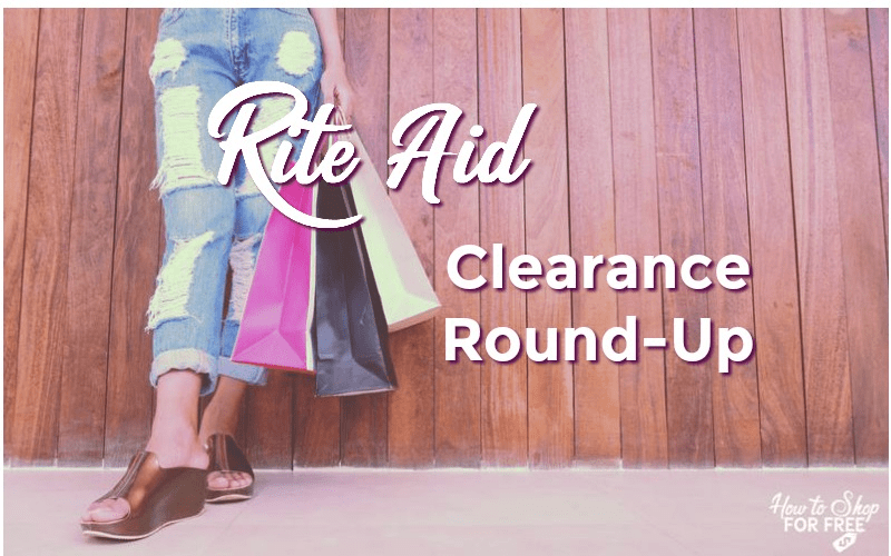 Rite Aid Clearance Round-Up!!