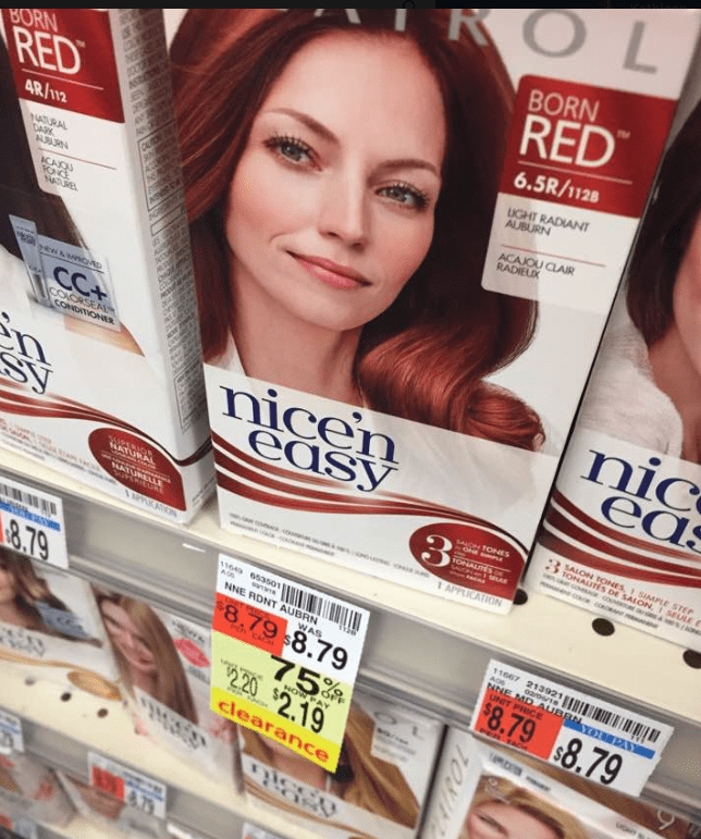Free Clairol Nice And Easy Hair Color At Cvs