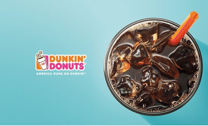 YIPEE!!   FREE Dunkin Donuts Up to $3.00