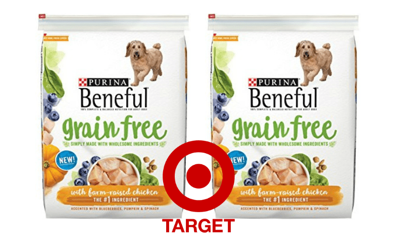 Beneful Grain Free ONLY $1/lb with Target Deal!!