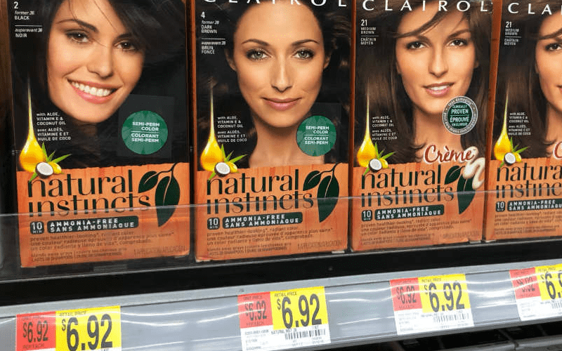 92¢ Clairol Dye~ Time for Spring Highlights!!