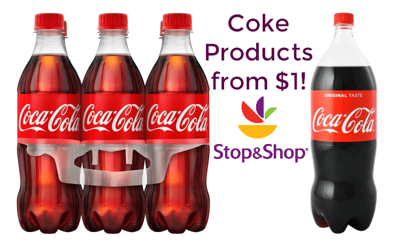 CHEAP Coke Products~ NO Coupons Needed!! $2 or LESS!
