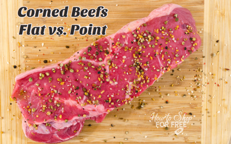 Tale Of Two Corned Beefs: Points Versus Flats