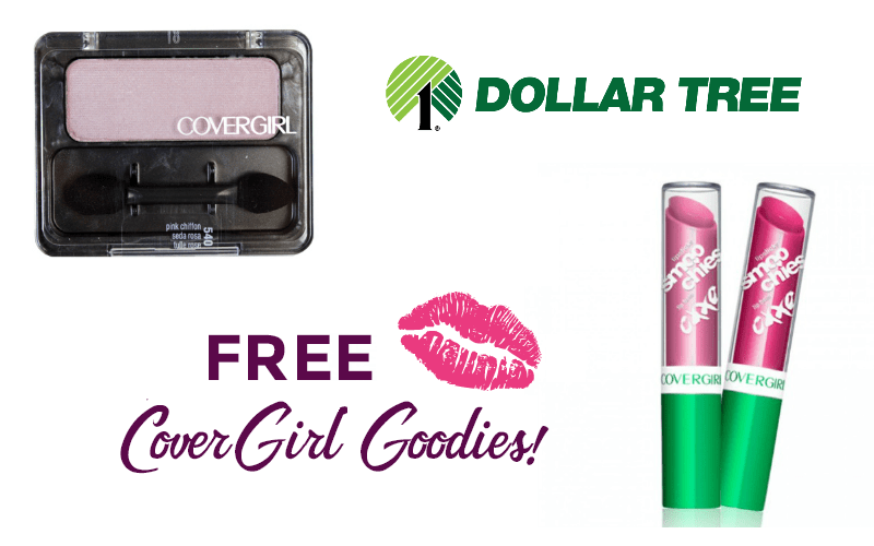 Ladies.. Add FREE CoverGirl Goodies to Your Stash!