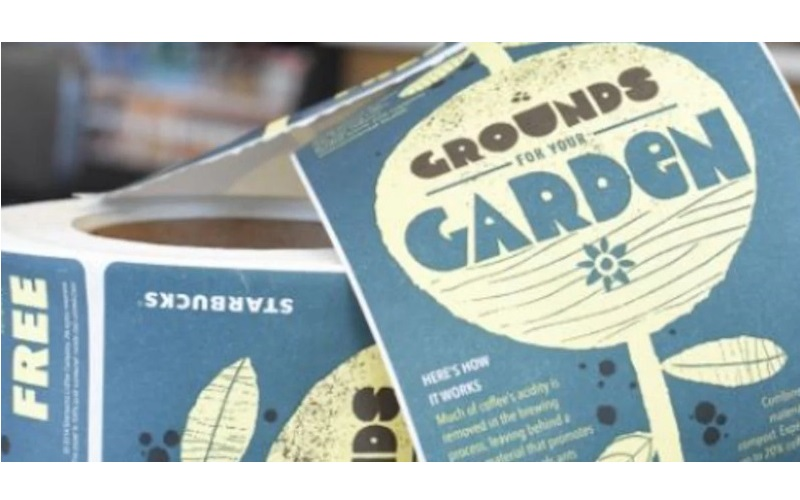 FREE Coffee Grounds for Your Garden~ Give Your Soil a KICK!!