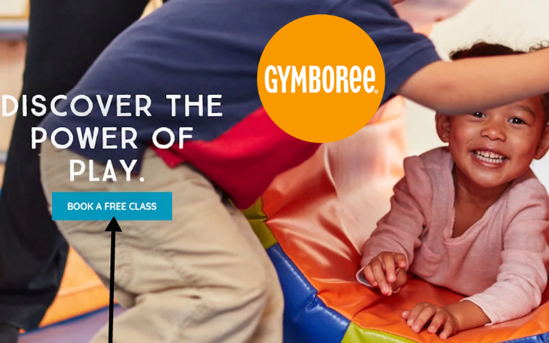 Book Your FREE Gymboree Class!!
