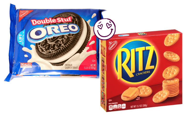 BIG Packs of Nabisco Treats.. $1.24 each at S&S!!!!