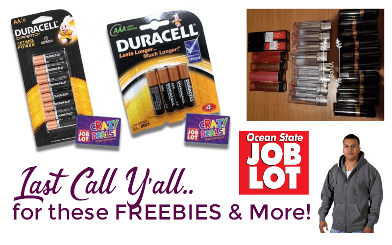 Last Day for these Deals at Job Lot! (3/21)