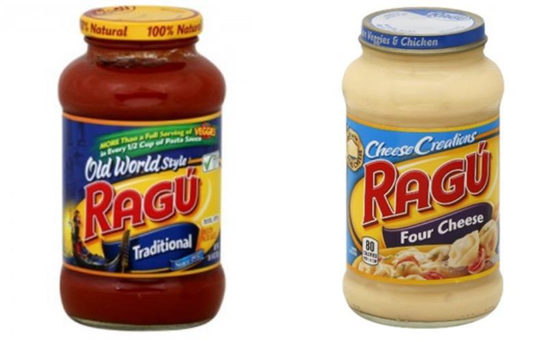 Ragu Pasta Sauce Only $1! Stock Up Price!