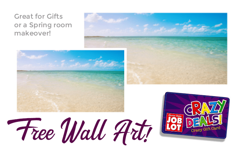 Give Any Room a Spring Makeover~ FREE WALL ART!! (3/22-28)