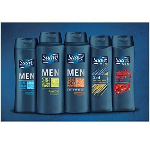 FREE Suave Men's Shampoo!!!