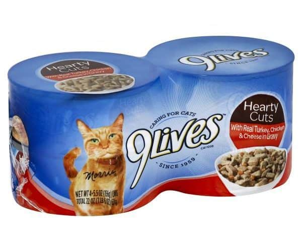 Stock up for your hungry kitty!