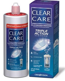 Clear Care- FREE!