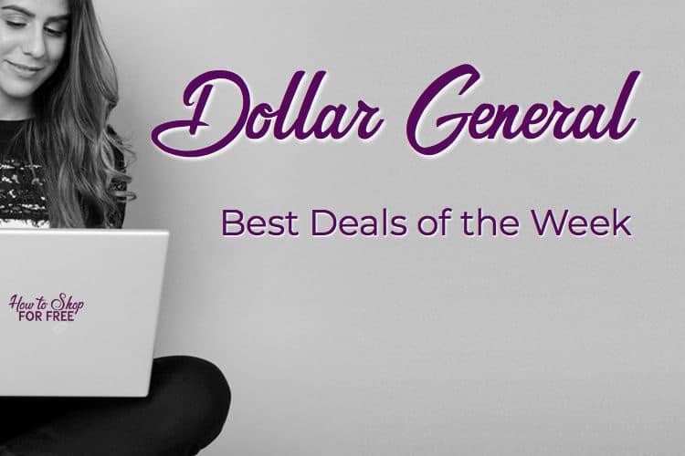 10 Best Deals at Dollar General