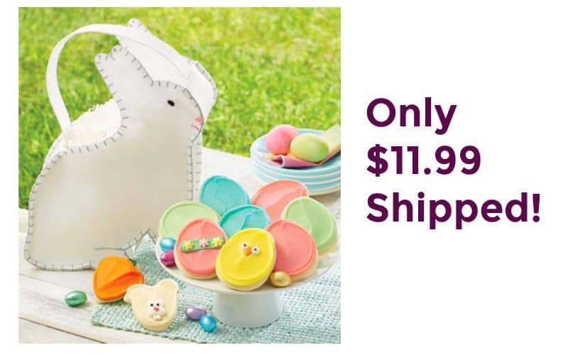 16 Piece Cheryl's Easter Bunny Tote Set Only $11.99 Shipped!