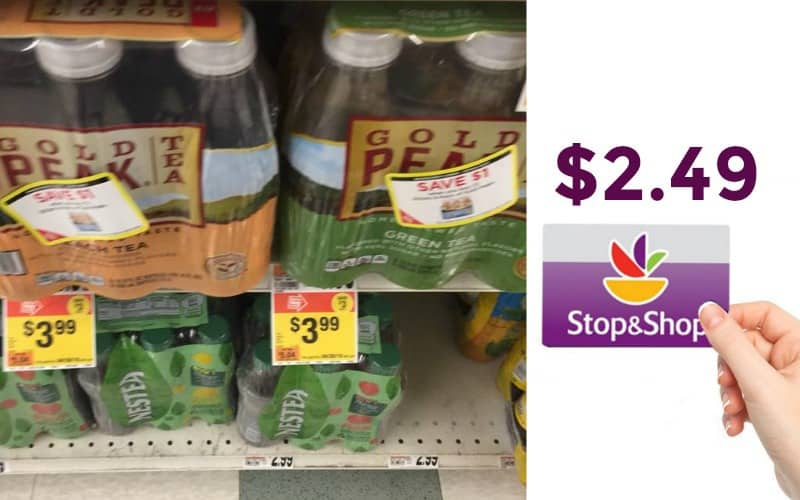 Gold Peak Iced Tea 6 Pack Only $2.49!