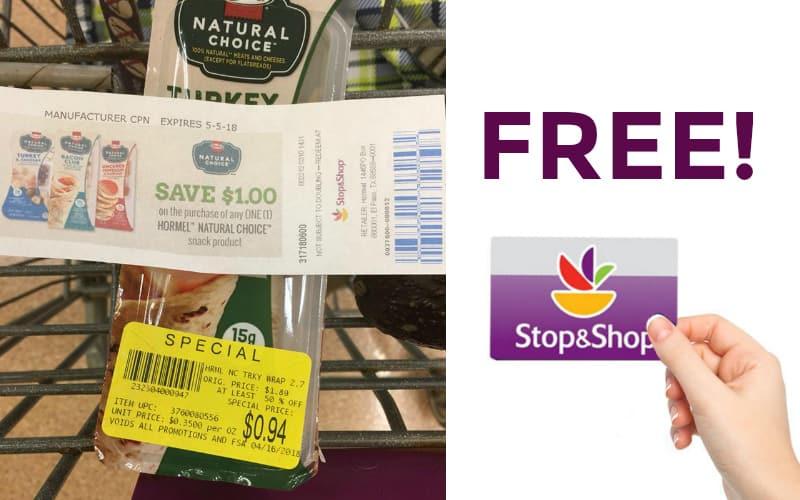 FREE Hormel Natural Choice Snacks!