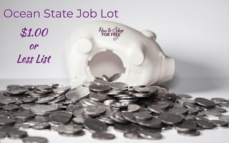 35 Job Lot Deals for $1.00 or Less!! (thru 6/20)