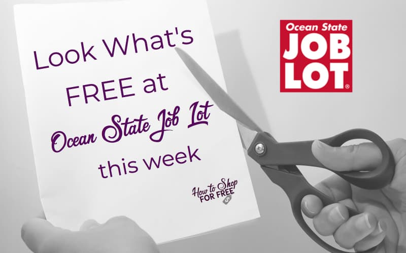 20 F.R.E.E Deals to Grab this week at Job Lot! (5/24-30)