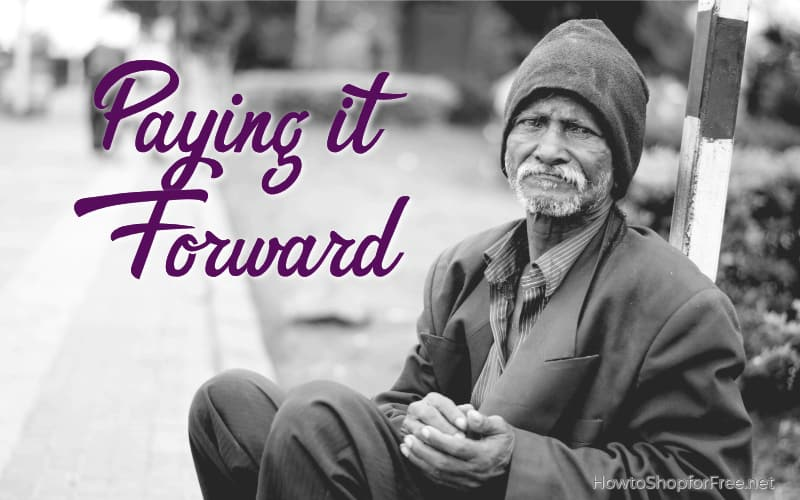 What's Your Favorite Way to Pay it Forward?