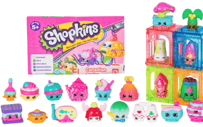 Who do you know that likes Shopkins?
