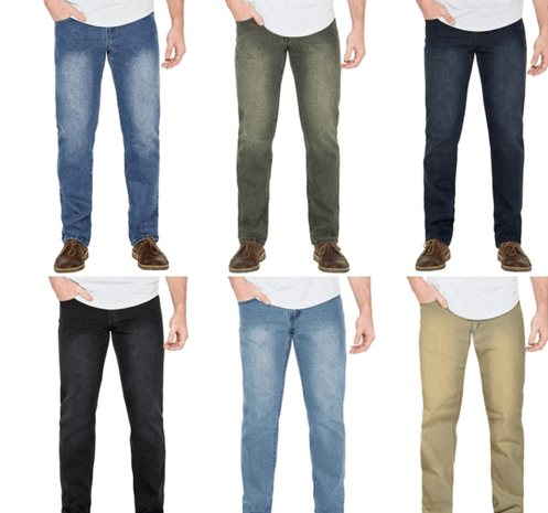 $12/Pr Men's Jeans with Free Shipping/Returns – Tanga