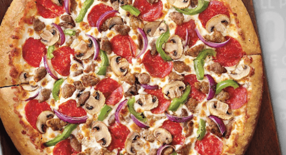 Pizza Hut 50% Off – Through April 22nd
