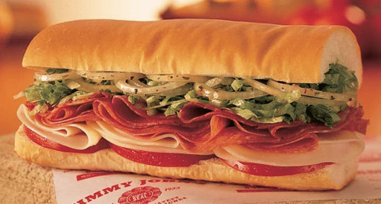 Jimmy Johns Customer Appreciation Day $1 Subs