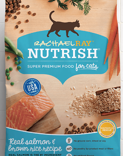 FREE Rachel Ray Cat Food Sample