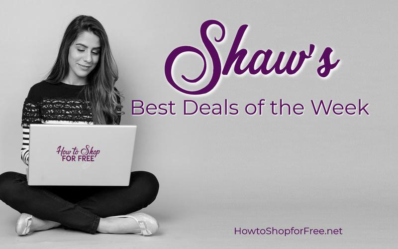 Best Deals of the Week at Shaw's 07/13 ~ 07/19!!